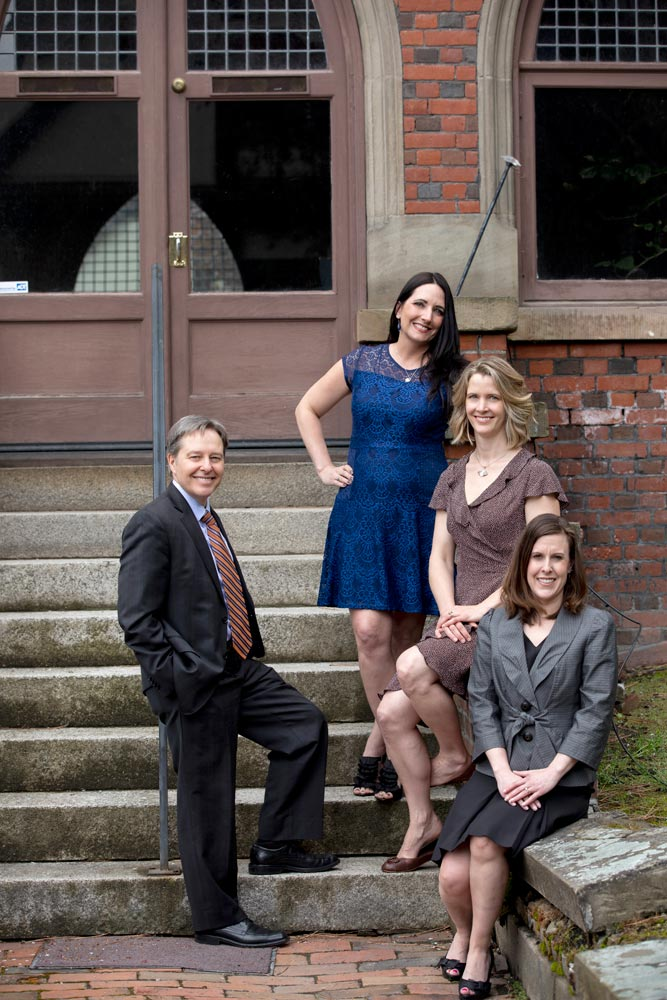 The team of Spokane Valley Law firm of Robert C Hahn
