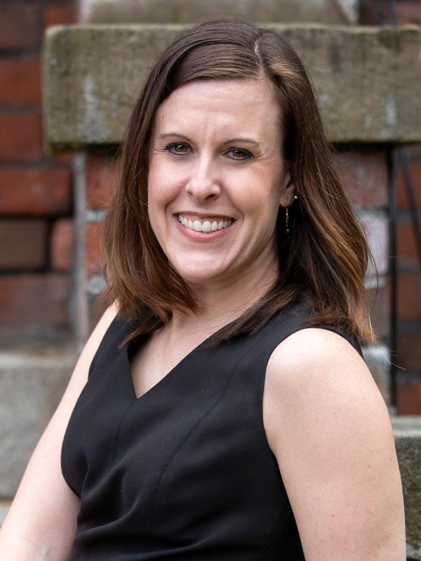Tiffany Mayr, legal secretary at Spokane Valley Law Firm of Rober C Hahn