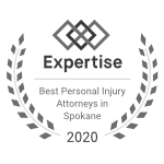 Best Personal Injury Attorneys in Spokane - Badge