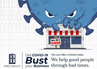 Business Owners Are Being Hit Hard by COVID-19