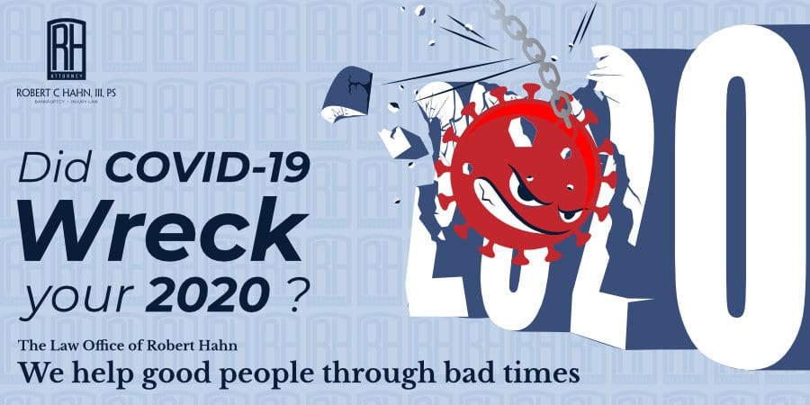 Did COVID-19 Wreck your 2020? - ad