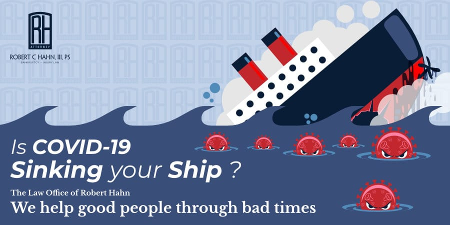 Is COVID-19 Sinking your Ship? - ad