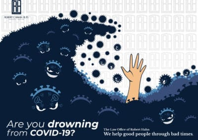 Are You Drowning From COVID-19?