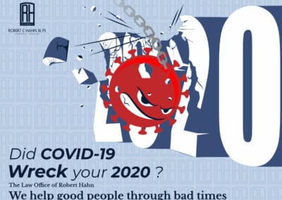 Did Covid-19 Wreck Your 2020?