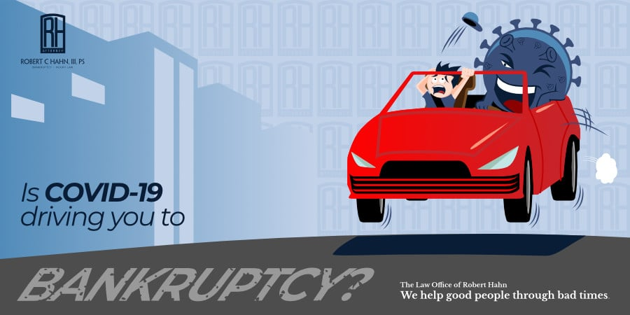 Is COVID-19 Driving You to Bankruptcy?